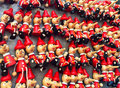 Pinocchio toys Royalty Free Stock Photo