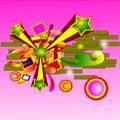 Pinte el concepto Imagen de archivo libre de regalías