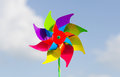 Pinwheel. Royalty Free Stock Photo