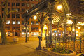 Pioneer Square In Seattle At E...