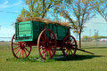 Pioneer Wagon Royalty Free Stock Photography