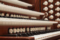 Pipe Organ Royalty Free Stock Image