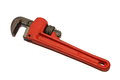 Pipe Wrench Royalty Free Stock Photos