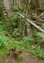 Pipeline ii ancient water for a power station in zacatlan mexican state of puebla Stock Images
