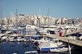 Piraeus Marina, Athens Royalty Free Stock Image
