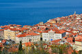 Piran slovenia historical city of Royalty Free Stock Photos