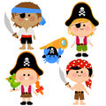 Pirate children