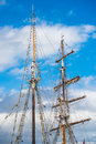 Pirate ship in perfect australia Royalty Free Stock Photography