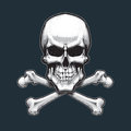Pirates Skull and Bones