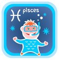 Pisces Royalty Free Stock Images