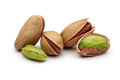 Pistachios nuts Stock Images