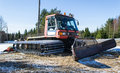 PistenBully Stock Photography
