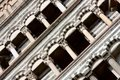 Pistoia cathedral, Tuscany, Italy, detail Stock Images