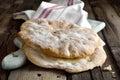 Pita bread Royalty Free Stock Photo