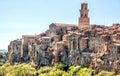 Pitigliano -  Grosseto - Tuscany - italy Royalty Free Stock Photo