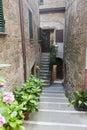 Pitigliano (Tuscany, Italy) Royalty Free Stock Photo