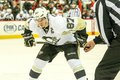 Pittsburgh penguins sidney crosby Zdjęcie Royalty Free