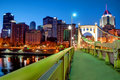 Pittsburgh Skyline At Sunrise