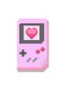 Pixel Games Console