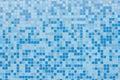 Pixel mosaic