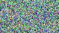 Pixel Screen Background Vector. Noise Signal Lcd Pixel Screen. Broken View. Error Video. Digital Design. Analog Monitor