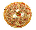 Pizza Capricciosa Royalty Free Stock Image