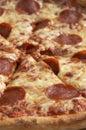 Pizza close Royalty Free Stock Photo