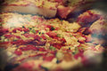 Pizza de Barcelone Image stock