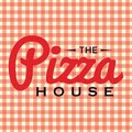 The Pizza House Text Logo Vector