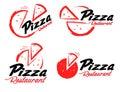 Stock Photography Pizza Logo