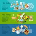 Pizza Maker Banner