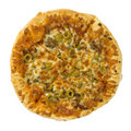 Pizza without meat Royalty Free Stock Image