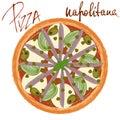 Pizza Napolitana Image