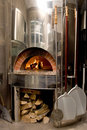 Pizza oven Royalty Free Stock Images