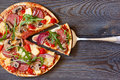 Pizza. Royalty Free Stock Photo