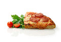 Pizza Slice 3 Royalty Free Stock Photo