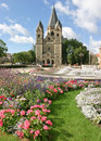 Place de la Comedie, Metz Stock Photo