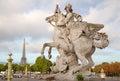 Place de la Concorde Royalty Free Stock Photo