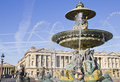 Place de la Concorde, Paris Royalty Free Stock Images
