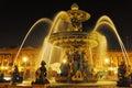 Place de la Concorde, Paris Royalty Free Stock Photo