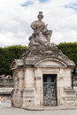 Place de la concorde paris a statue in france Royalty Free Stock Photo