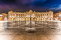 Place du Capitole in Toulouse, France. Royalty Free Stock Photo
