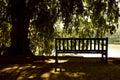 Place romantique Image stock
