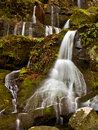 Place of a Thousand Drips in Smokies Royalty Free Stock Photo