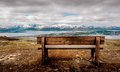 A place to sit and think and dream Royalty Free Stock Photo