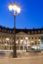 Place Vendome Stock Images