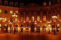 Place Vendome, Paris Royalty Free Stock Photo