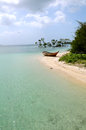 Plage d andaman Photo stock