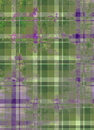 Plaid Abstract Grunge Wallpaper Royalty Free Stock Photo