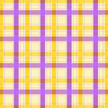 Plaid pattern Stock Images